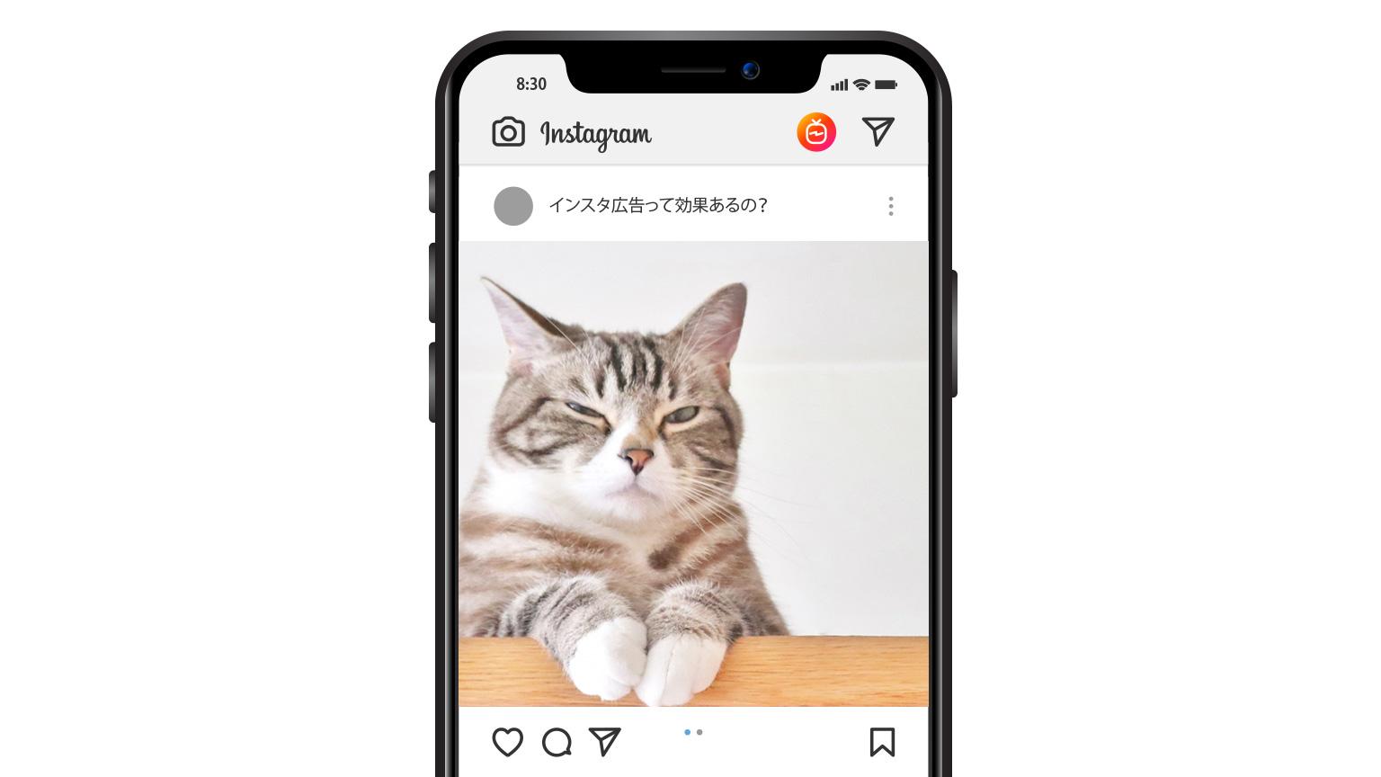Instagram広告の効果はあるの?3000円から試せる広告の効果